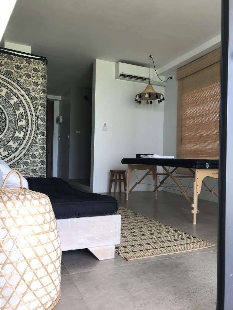 Osteopathic –Koh Phangan, Surat Thani district. New location for treatments!